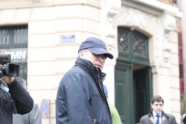 El contable de la trama 'Gürtel', José Luis Izquierdo