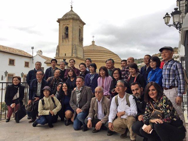 Visita de empresarios turísticos a Granada