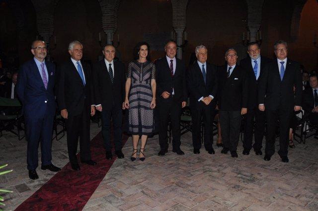 La Diputación de Córdoba presenta un libro sobre el Palacio de Portocarrero