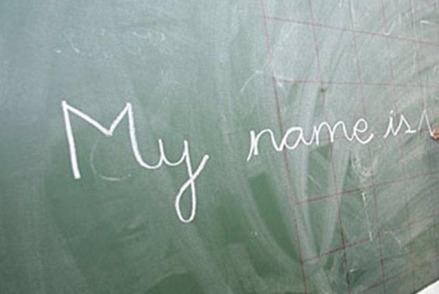 Imagen de recurso de enseñanza del inglés en el colegio