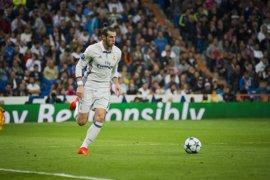 Bale renueva con el Real Madrid hasta 2022