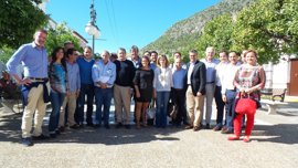 """PP avanza que la ITI Empleo Cádiz priorizará """"acciones para fomentar empleo"""" en la Sierra"""