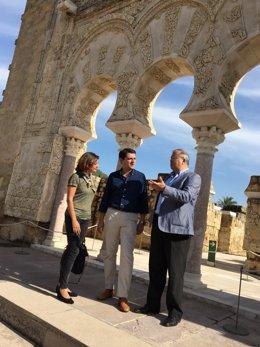PP plantea Patronato para Medina Azahara