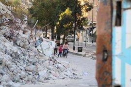 Los rebeldes sirios utilizan gas venenoso en Alepo