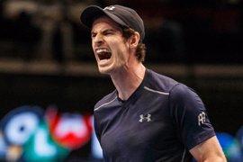 Murray se impone en Viena y suma su séptimo título de la temporada