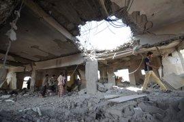 La coalición saudí confirma su implicación en el bombardeo de Hodeidah, Yemen