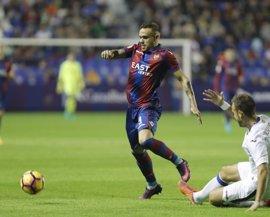 El Levante se distancia y el Sevilla Atlético se coloca segundo