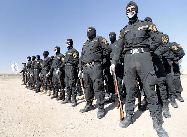 Milicia chií Hashid Shaabi