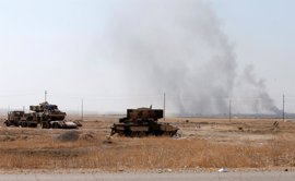 Los peshmerga expulsan a Estado Islámico de dos localidades al noreste de Mosul