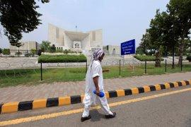 El Supremo de Pakistán paraliza la ejecución de un condenado con esquizofrenia