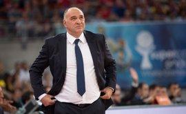 Pablo Laso, mejor entrenador del mes de octubre para la AEEB