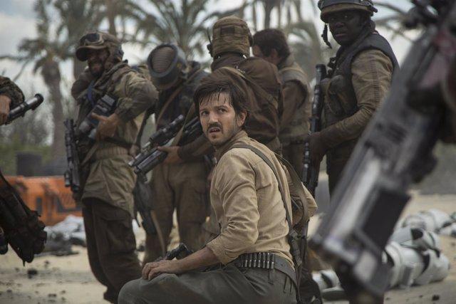 Rogue One, Cassian Andor (Diego Luna)