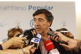 """Bermúdez (PP) dice que ahora que hay Gobierno """"no tiene sentido"""" pasar """"de la provisionalidad a la inestabilidad"""""""