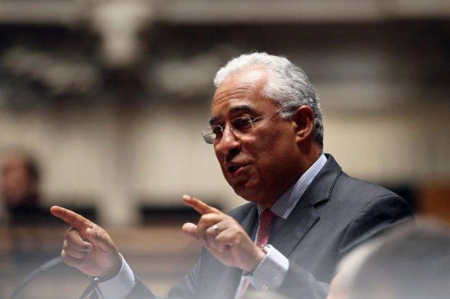 El primer ministro de Portugal, Antonio Costa