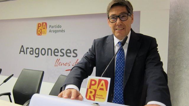 Arturo Aliaga, Aragón