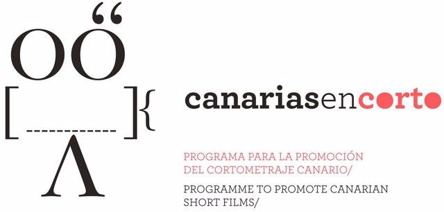 Logotipo de Canarias en Corto