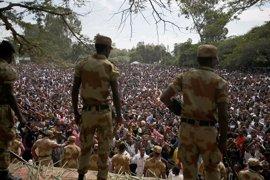 HRW denuncia una posible violación de los DDHH bajo el estado de emergencia en Etiopía