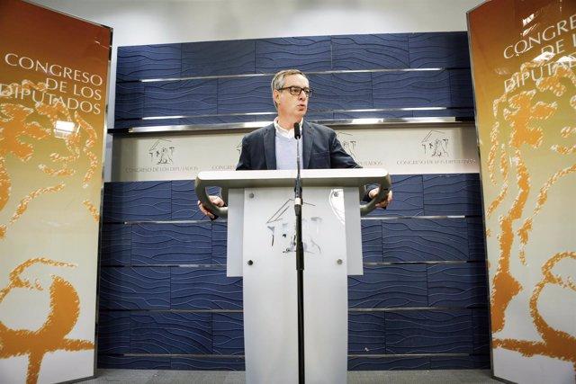 José Manuel Villegas, vicesecretario de Ciudadanos