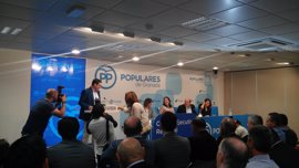 """PP-A reprocha a Díaz sus presupuestos """"del cuento de la lechera"""""""