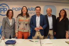 """PP-A censura que Granada tenga un alcalde investigado sin que C's ni Díaz """"digan nada"""""""