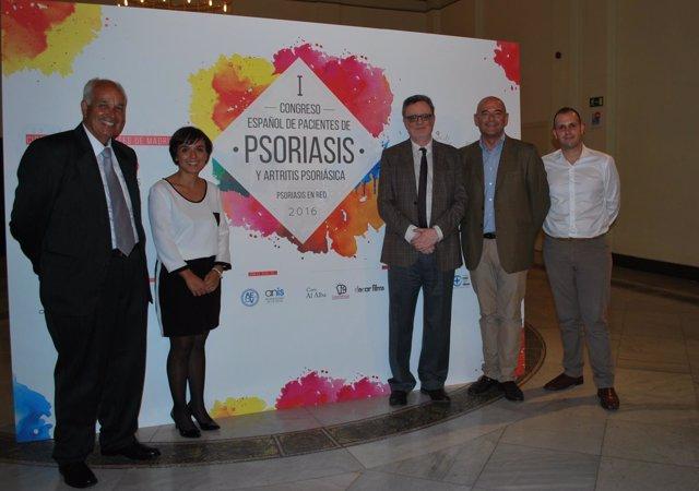 I congreso Español de Pacientes de Psoriasis