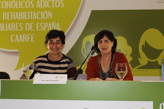 Convención de alcohólicos adictos en A Coruña.