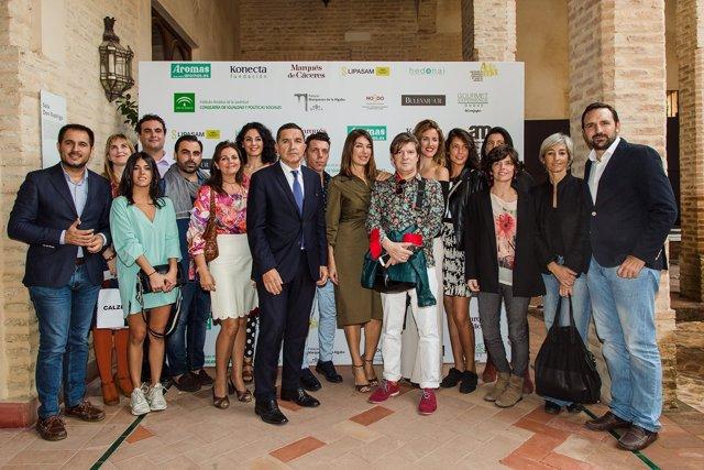Presentación de la 14 edición de 'Andalucía de Moda'