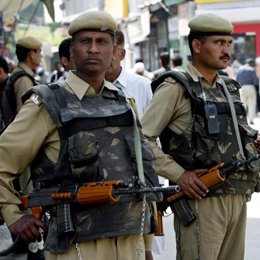 policia india en jaipur