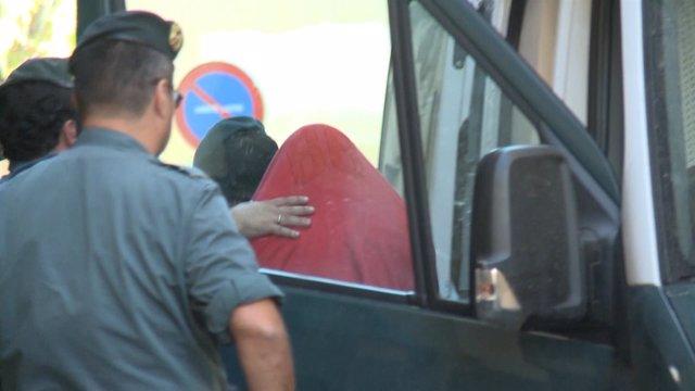 El presunto asesino de Chella, a disposición judicial