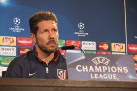 """Simeone: """"Tendremos que salir con mucha intensidad"""""""