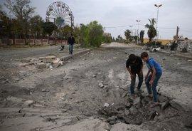 El Ejército sirio avanza hacia el bastión rebelde del sur de Damasco