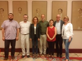 """Los diputados del PSC alegan que votaron """"en conciencia"""" contra Rajoy"""