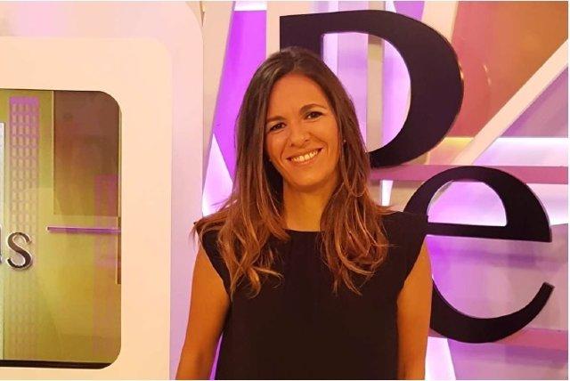 Irene Pozo, Premio 'Lolo' de Periodismo de UCIPE