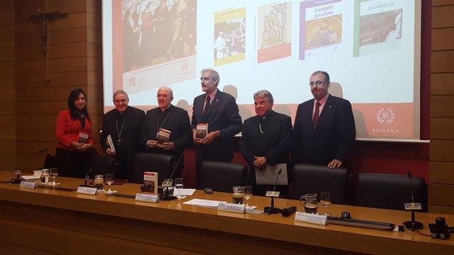 El arzobispo de Madrid, Carlos Osoro