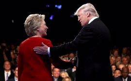 Trump acorta distancia con Clinton tras la nueva investigación del FBI