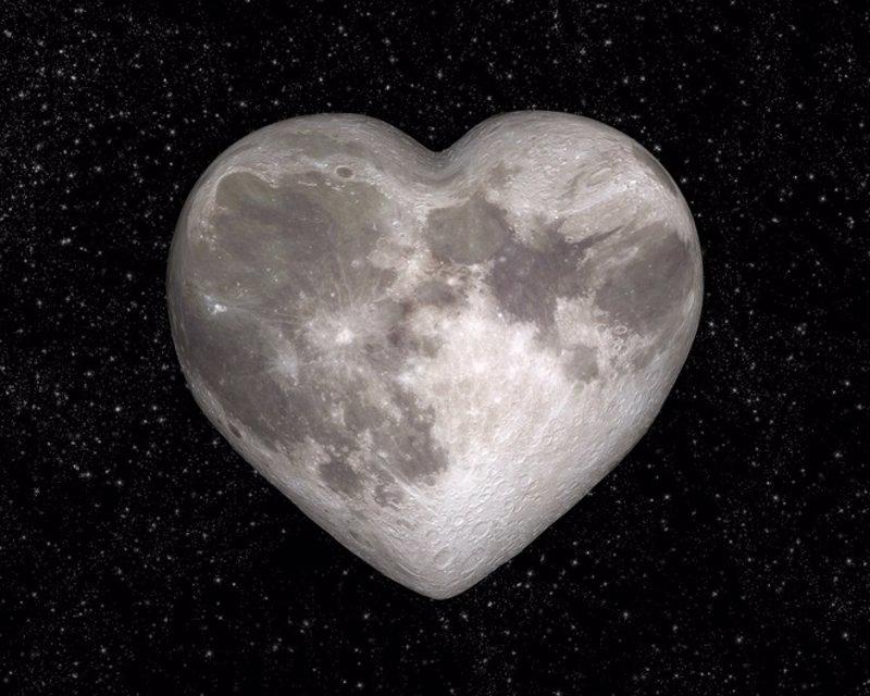 C mo afecta la luna al coraz n for Que luna estamos ahora