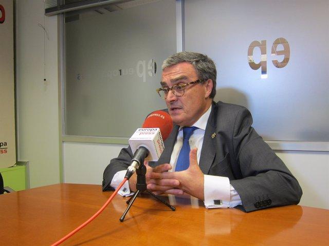 El presidente del PSC y alcalde de Lleida, Àngel Ros
