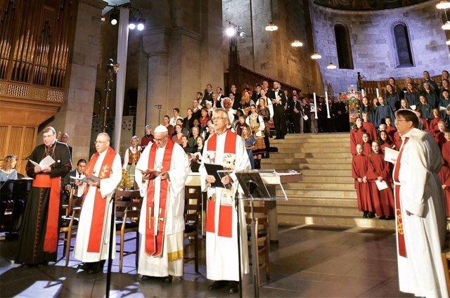 El Papa Francisco en Suecia