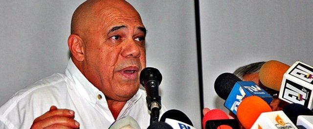 Secretario ejecutivo de la MUD, Jesús 'Chúo' Torrealba