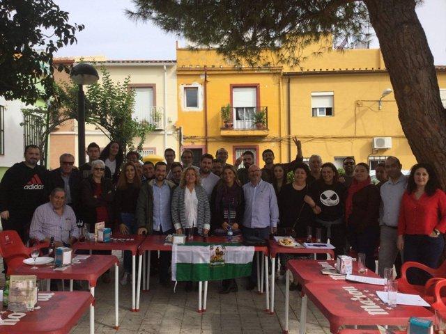 Acto de 'Andalucía, plaza a plaza'