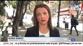 El Gobierno de Venezuela permite la entrada al país al equipo de RTVE retenido en el aeropuerto de Caracas