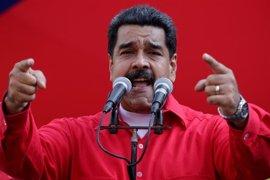La oposición venezolana suspende la marcha hacia el Palacio de Miraflores