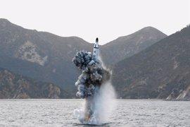 Corea del Norte prepara otro lanzamiento de misiles balísticos para los próximos días, según fuentes de EEUU