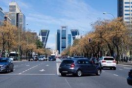 El Ayuntamiento de Madrid desactiva el protocolo de contaminación y no restringirá el tráfico este miércoles
