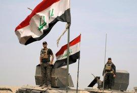 Las fuerzas especiales de Irak rompen la línea de frente en los combates en Mosul