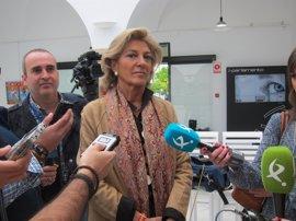 """Cristina Herrera dice que con las últimas detenciones sobre la reyerta de Don Benito """"en teoría queda cerrado el caso"""""""