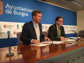 PP acepta todas las peticiones del PSOE al Presupuesto del Ayuntamiento de Burgos de 2017, que asciende a 203 millones