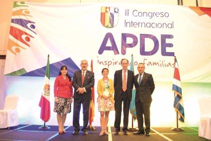 III Congreso APDE: familias implicadas, familias inspiradas