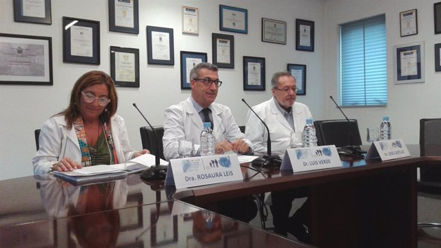 Presentación en Santiago de la XVII Reunión de la Sociedad Española de Nutrición
