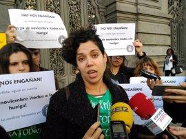 El Sindicato de Estudiantes llama de nuevo a la huelga contra las 'reválidas' el día 24